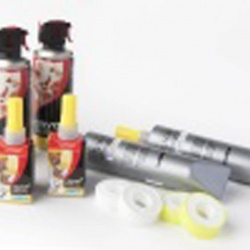 Gas Seals and Detection Spray