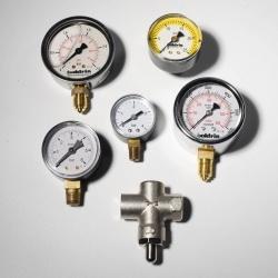 Gas Manometers