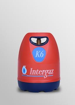LPG Composite Cylinder 6 kg Image