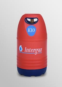 LPG Composite Cylinder 10 kg Image