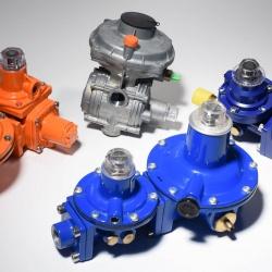 LPG Pressure Regulators OPSO-UPSO