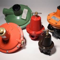 Large Capacity Pressure Regulators